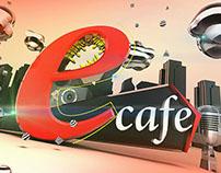Ecafe Show Branding