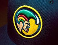 Hawaiian Warrior logo manifested on New Era 59fifty