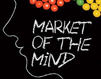 "Poster ""Market of the mind"""