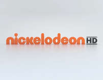Nickelodeon HD ident