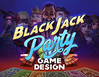 BlackJack Party Game Project