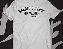 Bardic College T-Shirts