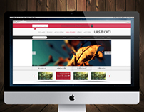 Paeez (Autumn) - RTL Wordpress Template