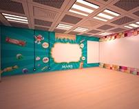 Mars Training room