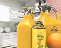 Packaging - Simply Orange