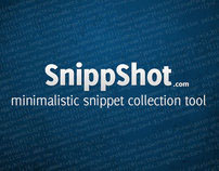 SnippShot - Code Snippet Collector Web-based tool