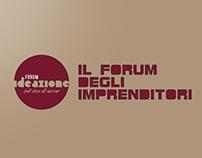 Logo design - Forum Ideazione - Confesercenti