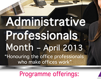 Admin Pro Month 2013