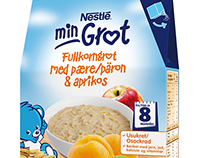 Nestlé Baby Food - Cereal Range
