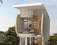 Semanggi Urban House