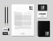 HUE MANN Publications Ltd CI Design