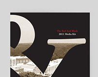 The Red&Black Newspaper Media Kit 2011