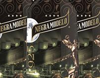Etiqueta conmemorativa, Cerveza Negra Model