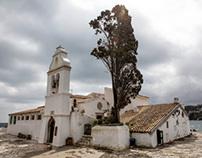 Vlacherna Monastery / Corfu