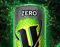 Electric Art | V Energy Drink