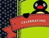Pingu's English Graduation