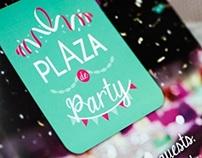 Branding - Plaza De Party