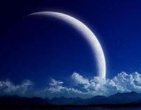 Rayto de luna - Audio track