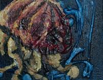 Pintura: Medusas