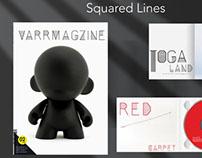 Typo - Squared Lines