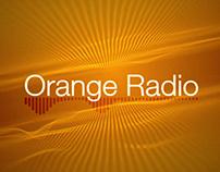Orange Intranet Radio Launch GFX