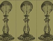 16-47 lámpara de mesa