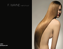 Marketing Promotion for Hair Stylist F. Wayne