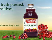 LakeWood Organic Juice