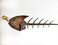 Machine fish