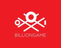 Billiongame Logo