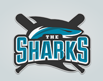 The Sharks Baseball Team