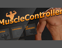 winPhone app - Muscle Controller