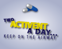 ACTIVENT - Pharmaceutical Product