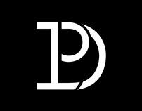 Damien Lear-Perkins monogram (DLP)