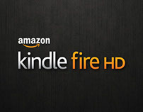 Amazon Kindle Campaign