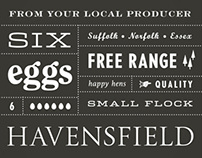 Havensfield Happy Eggs