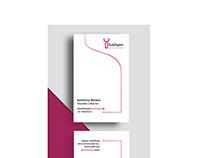 Business Card | Twist Open