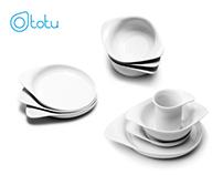 TOTU / Tableware