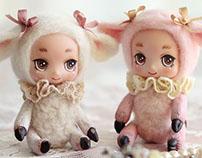 Handmade Toys - Work Sample