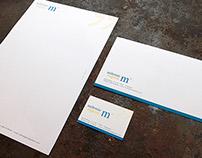 Logotipo e Identidad para Milenio Expres