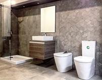 Criação de Ambiente para Showroom