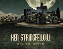 Ken Stringfellow Record design & illustration