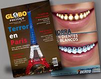 Revista - Globo Político