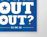 EU Referendum Poster
