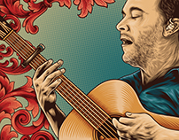 Would You Like To Play - The Dave Matthews Band Poster