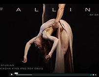 """Falling"" Performance Video"