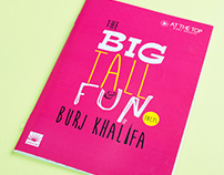 Burj Khalifa - Book of Facts