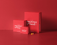 The Candist - Brand identity
