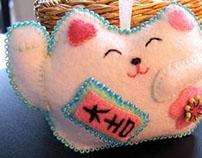 Maneki-neko The Lucky Cat (2007)