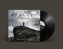 Dracula Untold album cover art